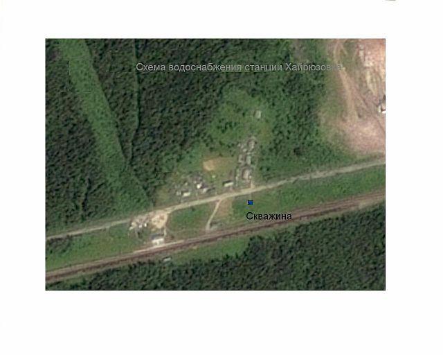 станция Хайрюзовка 2